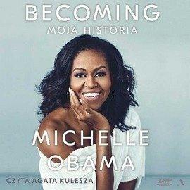Becoming. Moja historia - audiobook
