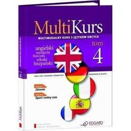 Multikurs. Lekcje: 7 - Zdrowie; 8 - Sport i wolny czas