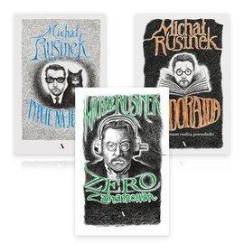 Pakiet książek Michała Rusinka