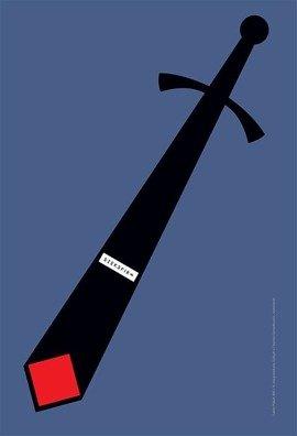 Plakat Szymona Szymankiewicza 120 x 180 cm