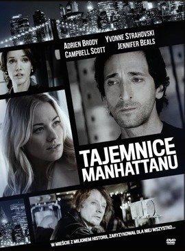 Tajemnice Manhattanu (DVD)
